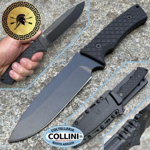 Spartan Blades - Damysus Black - Professional Grade - SBSL003BKBK - Knife