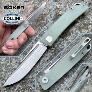Boker Plus - Celos Slipjoint - G10 Jade - 01BO179 - knife