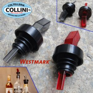 Westmark - Pourer with filter function - 2 pieces