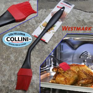 Westmark - Marinating brush with bend, 37 cm