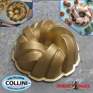 Nordic Ware - 75th Anniversary Braided Rope Bundt Cake Pan