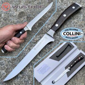 Wusthof Germany - Ikon - Boning Knife 14cm. - 1010531414 - kitchen boning knife