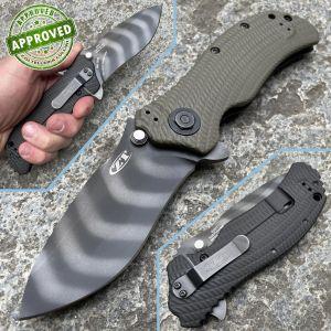 Zero Tolerance - Strider Onion Ranger Green - ZT0301 - PRIVATE COLLECTION - knife