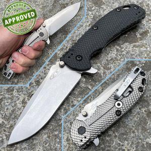 Zero Tolerance - Hinderer knife Folder Titanium - ZT560 - PRIVATE COLLECTION - knife