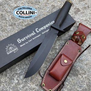 Carl Schlieper - Survival Companion Knife - Vintage knife