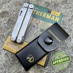 Leatherman - Wave - First Edition 1999 - PRIVATE COLLECTION - multipurpose pliers