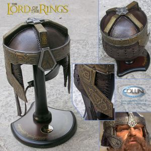 United - Helm of Gimli - The Lord of the Rings - LOTR2 - spada fantasy