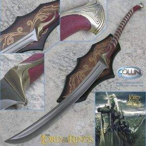 United - High Elven Warrior Sword UC1373 - Lord of the Rings