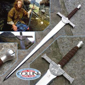 Marto - Highlander - MacLeod Scottish Sword - HI595 - spada fantasy