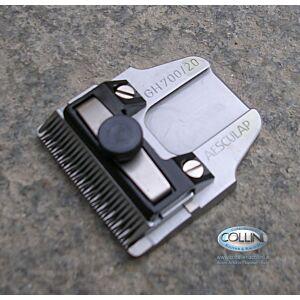 Aesculap - Testina di ricambio 0,05 millimetri - GH700 - tosatrice