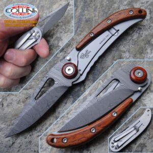 Fox - Big Trendy - Damasco e Cocobolo 435DCB  - coltello