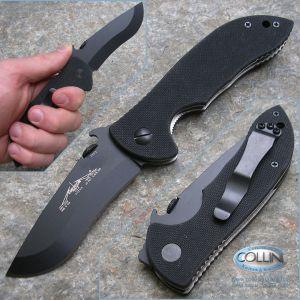 Emerson - Mini Commander Black Plain Wave - EK902 - coltello