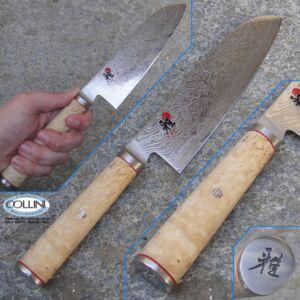 Zwilling - Miyabi 5000MCD - Santoku 180mm. - coltello da cucina