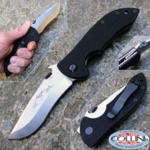 Emerson - Mini Commander Stone Washed Plain Wave - coltello