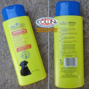 FURminator - deShedding Ultra Premium Conditioner 490ml - Contro la perdita di pelo