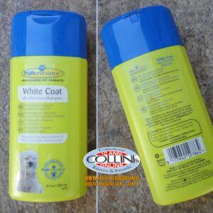 FURminator - White Coat Ultra Premium Shampoo 250ml - Specifico per pelo chiaro
