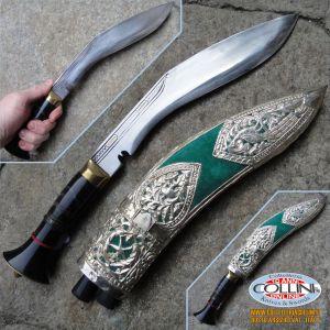 Kukri Artigianale - Khotimora Cerimoniale Large coltello