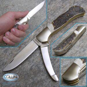 Fox - New Hunting Multiuso - Cervo - 500/2CE - coltello