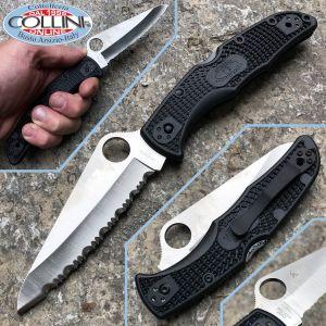 Spyderco - Pacific Salt Black - C91SBK2 - coltello