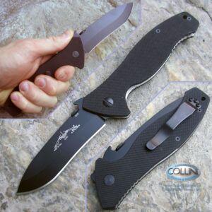 Emerson - CQC-11 Black Plain Wave - coltello