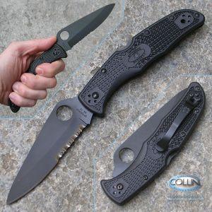 Spyderco - Endura 4 Black Blade FRN - C10PSBBK coltello