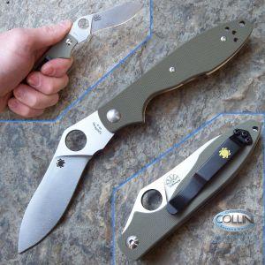 Spyderco - Kuhkri by Ed Schempp - coltello