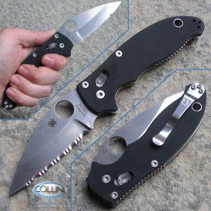 Spyderco - Manix 2 G10 - C101GS2 knife