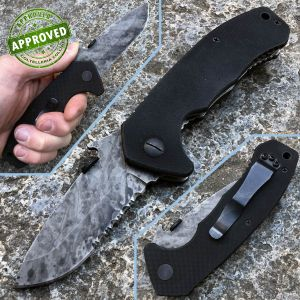 Emerson - CQC-14 SFS Snubby knife - PRIVATE COLLECTION - knife