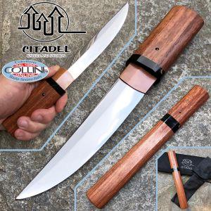Citadel - Japanese O-Kibati Big - handmade knife
