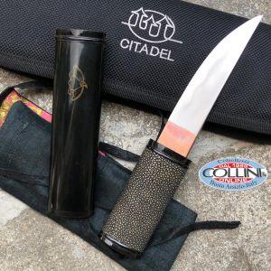 Citadel - Japanese Aikuchi - Special Salamander - Handmade knife