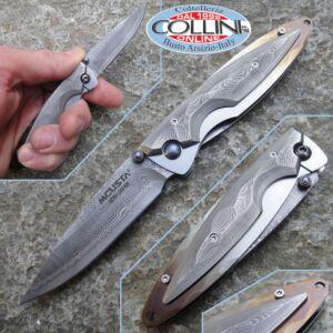 Mcusta Japan - Hatake Damascus - 32D - knife