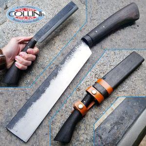 Takeshi Saji - Yuh-Yuh-Nata - custom knife