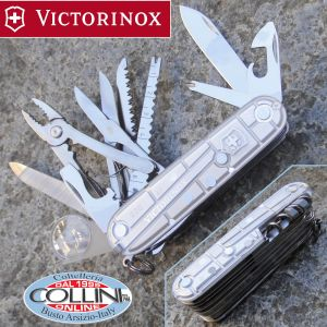 Victorinox - Swisschamp Silver Tech 33 uses - 1.6794.T7 - utility knife
