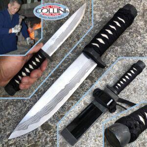 Takeshi Saji - Kageboushi 150 knife - Artisan Knife