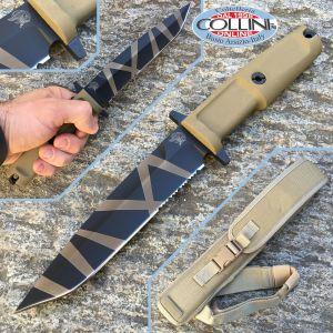 Extremaratio - Col Moschin Desert Warfare - knife