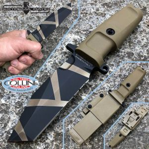 ExtremaRatio - Fulcrum Compact knife Desert Warfare - knife