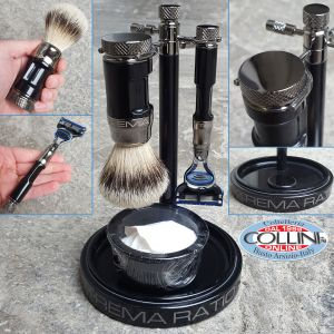 ExtremaRatio - shaving kit - brush and razor