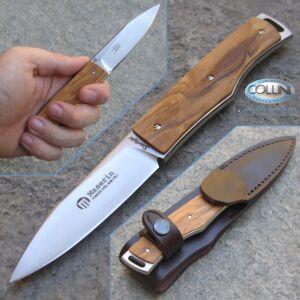 Maserin - Starlight Fixed Olivo - Design by Puddu - 394/OL - coltello