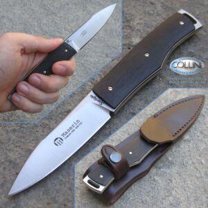 Maserin - Starlight Fixed Ebano - Design by Puddu - 394/EB coltello