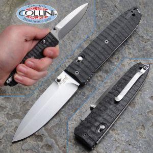 Lion Steel - Daghetta in Fibra di Carbonio by Max - 8700FC - coltello