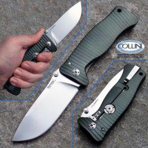 Lionsteel - SR-1AGS - Ergal Verde - coltello