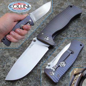Lion Steel - SR-1V - Titanio Violetto - knife