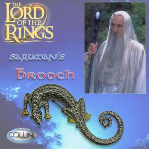 Lord of the Rings - Spilla di Saruman 714.75 - Il Signore degli Anelli