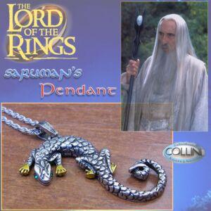 Lord of the Rings - Ciondolo di Saruman M914.45 - Il Signore degli Anelli