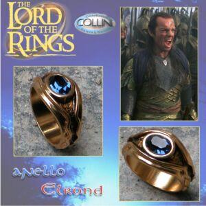 Lord of the Rings - Vilya, l'anello 21mm di Elrond 710/21.75 - Il Signore degli Anelli