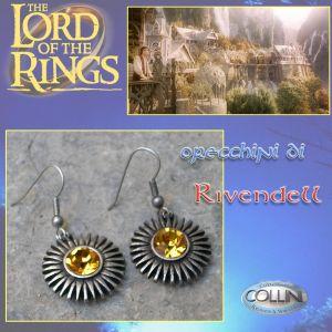Lord of the Rings - Orecchini di Rivendell 724.45 - Il Signore degli Anelli