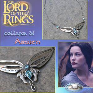 Lord of the Rings - Collana Elfica a Farfalla - 717.75 - Il Signore degli Anelli