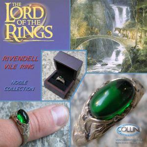 Lord of the Rings - Rivendell Vine Ring - Anello in Argento .925 - Il Signore degli Anelli