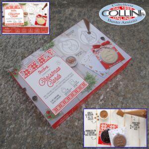 Decora - Set homemade christmas cards 16 pcs