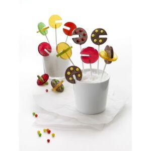 Lékué - 3d mold lollipops - lollipop